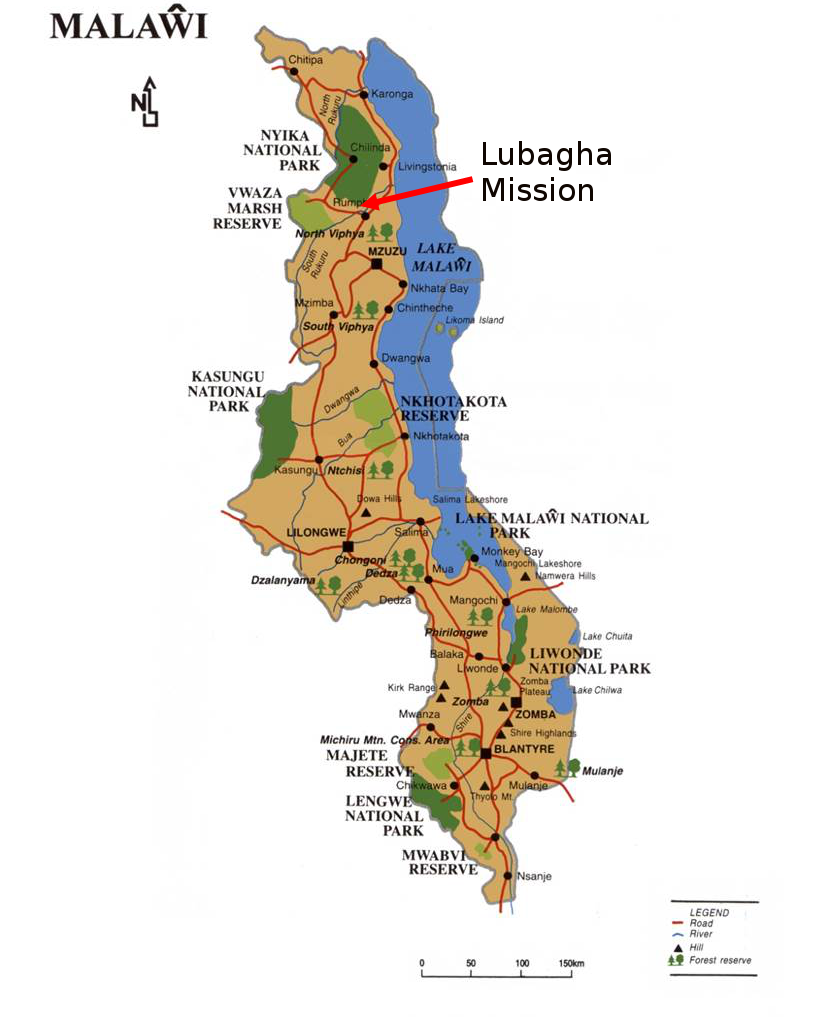 Lubagha Missions