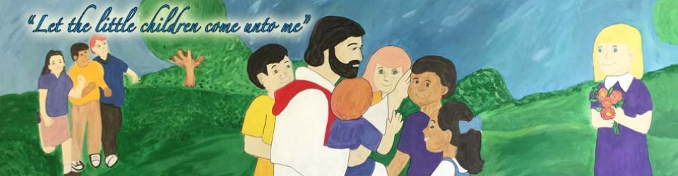 children ministry banner